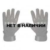 Перчатки VoenPro тактические черные