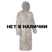 Плащ Huntsman влаговетрозащитный, таффета PVC, цвет – Лес