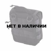 Подсумок-аптечка Kiwigear First Aid M 1000 den черный