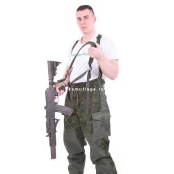 Баул-рюкзак KE Tactical Grand Tour 100л Nylon 900 Den A-TACS FG