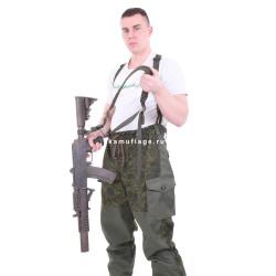Баул-рюкзак KE Tactical Grand Tour 100л Nylon 900 Den ЕМР