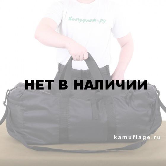 Баул KE Tactical Tour 80л Polyamide 500 Den черный