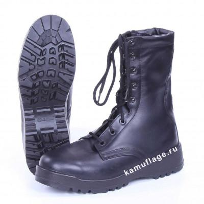 Ботинки Garsing Atacker м. 501106 шерст. мех черные