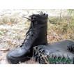 Ботинки Garsing Corporal wool м. 0800 шерст. мех черные