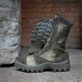 Ботинки Garsing Rush м. 35 AT олива/мох