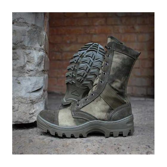 Ботинки Garsing Rush м. 35 AT олива/A-Tacs FG