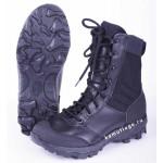 Ботинки Garsing Saboteur м. 0339 черные