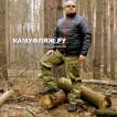 Брюки KE Tactical Горка-3 рип-стоп A-Tacs FG