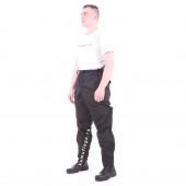 Брюки Горка-3 рип-стоп черные