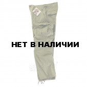 Брюки Helikon-Tex BDU 100% хлопок рип-стоп olive green