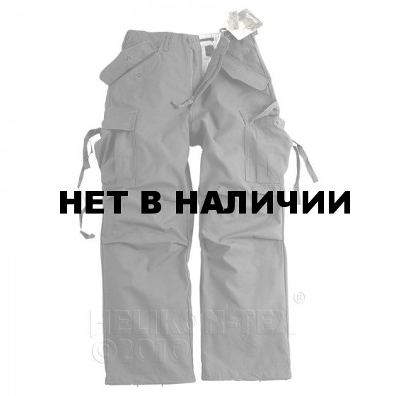 Брюки Helikon-Tex M65 NyCo black X