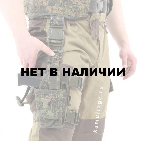 Кобура KE Tactical Титан тактическая набедренная универсальная правая ЕМР