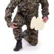 Костюм KE Tactical Снайпер-2 анорак рип-стоп с налокотниками и наколенниками multicam