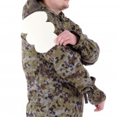 Костюм Снайпер-2 анорак рип-стоп с налокотниками и наколенниками пограничная цифра