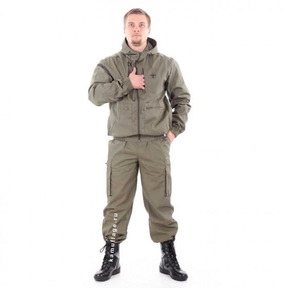 Костюм KE Tactical Тактика-2 рип-стоп олива