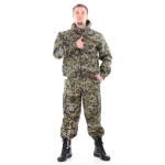 Костюм Тактика-2 рип-стоп пограничная цифра