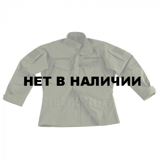 Куртка CPU Helikon-Tex PolyCotton рип-стоп olive green