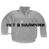 Куртка флисовая Army black