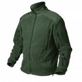 Куртка Helikon-Tex Liberty флисовая jungle green X