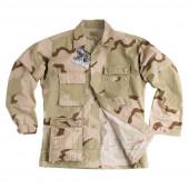 Куртка Helikon-Tex BDU 100% хлопок рип-стоп 3 color desert