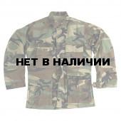 Куртка Helikon-Tex BDU polycotton рип-стоп woodland
