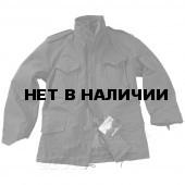 Куртка Helikon-Tex M65 NyCo с подстёжкой black