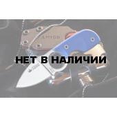 Нож Kizlyar Supreme Amigo Z AUS-8 Satin с фиксированным клинком