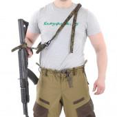 Оружейный ремень KE одно/двух точечный ЕМР со стропами ЕМР