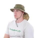 Панама KE Boonie с защитой шеи A-Tacs FG