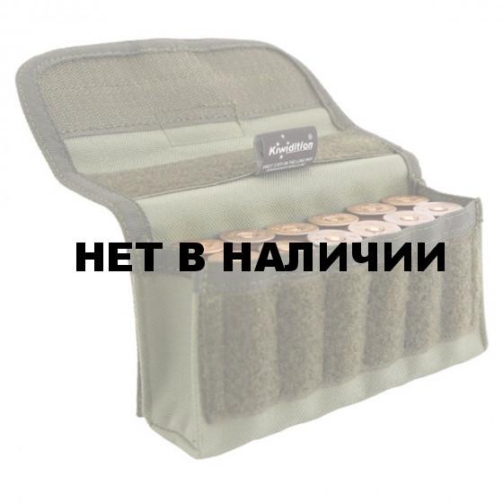 Патронташ-подсумок Kiwidition 12rnd Pouch олива