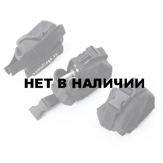 Подсумок KE Tactical для гранаты с глухой крышкой черный