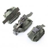 Подсумок KE Tactical для гранаты с глухой крышкой олива