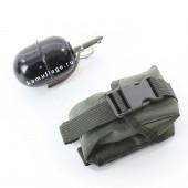 Подсумок KE для гранаты с глухой крышкой олива
