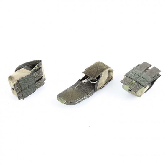 Подсумок KE Tactical для гранаты с открытой крышкой мох