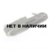 Подсумок KE Tactical под АК с ленточным клапаном одинарный со стропами A-Tacs FG