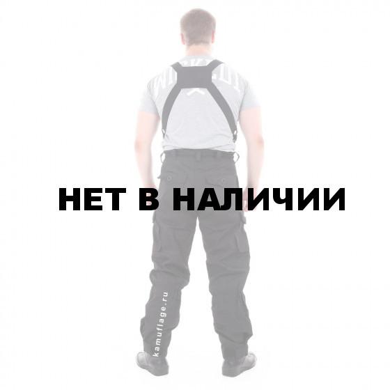 Подтяжки KE Tactical рип-стоп черные