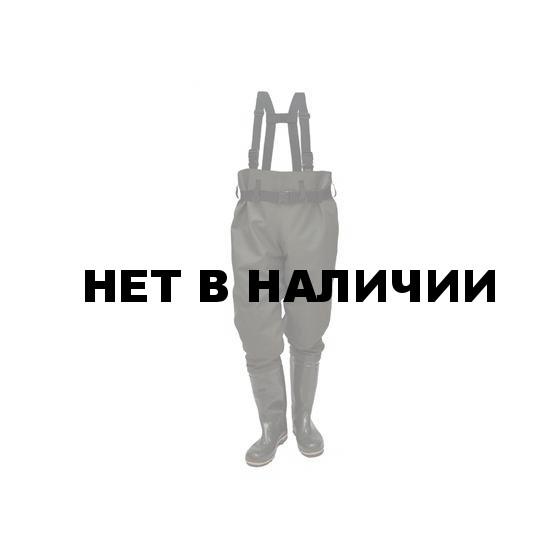 Полукомбинезон рыбацкий Nordman Fusion ПВХ ПС 15 БР