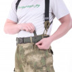 Ремень KE Tactical с застежкой на фастекс Apri 50 мм олива