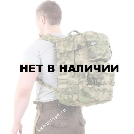 Рюкзак KE Tactical Assault 40л Polyamide 500 Den мох со стропами мох