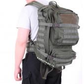 Рюкзак KE Incursion-2 с каркасом 40 литров 500 Den олива темная