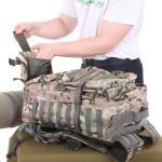 Рюкзак KE Incursion с каркасом 40 литров 900 Den multicam