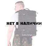 Рюкзак KE РУМ с каркасом 32 литра 900 Den черный