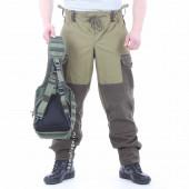 Рюкзак однолямочный Kiwidition Matangi 6,5 л 1000 den олива