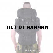 Рюкзак патрульный KE 50 литров черный