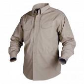 Рубашка Helikon-Tex Defender с длинным рукавом khaki