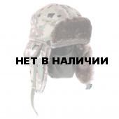 Шапка-ушанка KE ШУГУН мембрана multicam