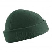 Шапка флисовая Helikon foliage green