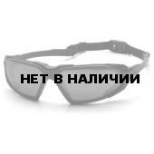 Очки Pyramex стрелковые Venture Gear Highlander RVGSBB5020DT Anti-Fog темно-серые