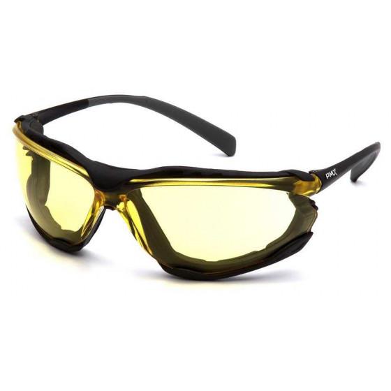 Очки Pyramex стрелковые Venture Gear Proximity SB9330ST Anti-Fog желтые