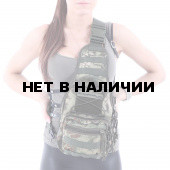 Сумка KE Tactical на плечо 1-Day Mission 5 литров Cordura 1000 Den mandrake